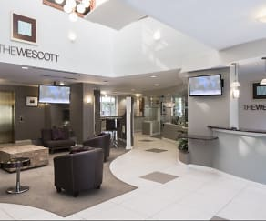 New Lobby, The Wescott