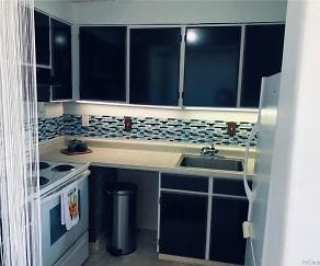 Kitchen, 430 Keoniana St Apt 1011