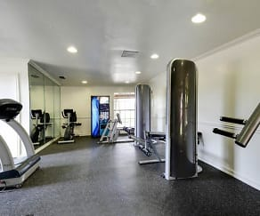 Fitness Weight Room, Churchill Crossing