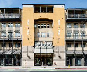 Building, 101 San Fernando