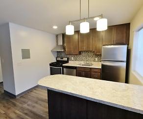 Kitchen, YG Flats