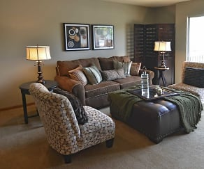 Living Room, Midland Terrace