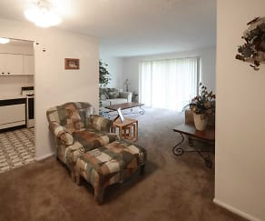 Living Room, Highland Woods