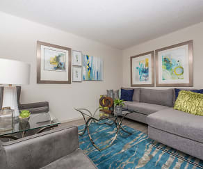 Living Room, Grace Woods