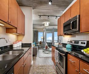 Kitchen, Oak Park Place