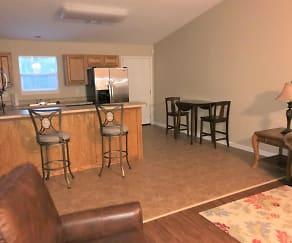 Open Floor Plan, Stoneridge Patio Homes