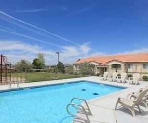 Pool, Four Hills Apartments