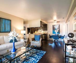 Living Room, Terra Nova Villas