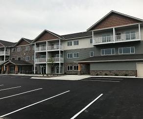 Building, Jackson Hills Residential Suites
