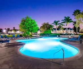 Pool, Victoria Woods