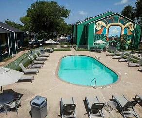 Pool, The Social