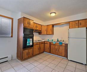 Kitchen, Stoneview Apartments