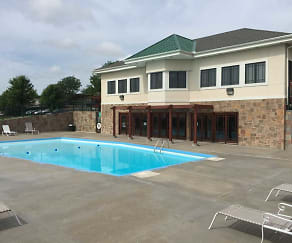Pool, Cedar Ridge