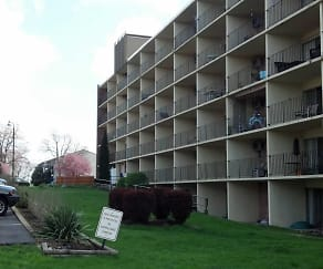 Building, The Apartments on 2nd Street