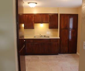 Kitchen, Carroll Lane Apartments