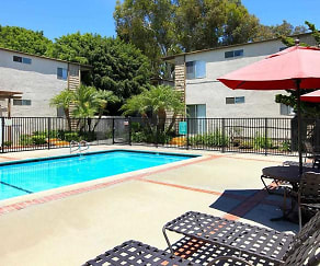 Pool, Greenbrook Apartment Homes