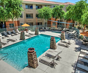 Pool, Sage Apartments In North Phoenix