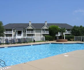 Pool, West Chase Apartment Homes