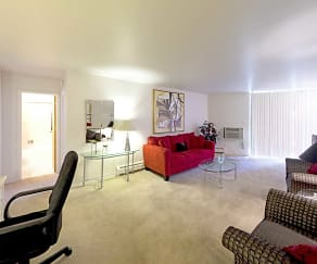 Living Room, Sherry Apartments