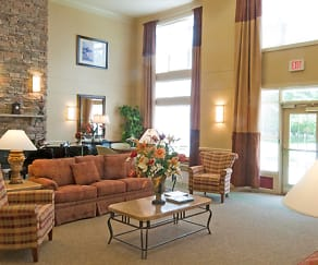 Clubhouse, Manor at Clopper's Mill - Senior Living 62+