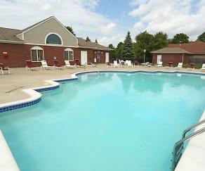 Pool, Blackberry Creek Village