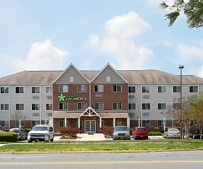 Building, Furnished Studio - Annapolis - Admiral Cochrane Drive