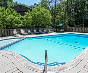 Pool, Crescent Village