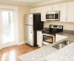 Kitchen, Woodlands Of Charlottesville