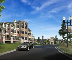 Building, The Linx Club at Brookfield Hills