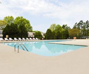 Pool, Bella Vista Townhomes