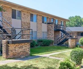 Building, Wingate Apartments