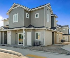 Building, White Hawk Townhomes