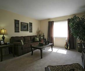 Living Room, Steeplechase