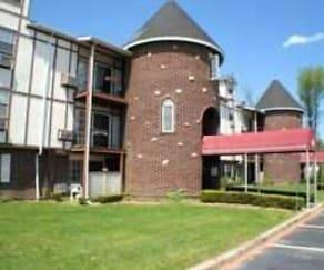 Building, International Apartments
