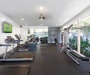 Fitness Weight Room, Rosebeach