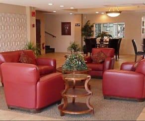 Living Room, The Van Buren