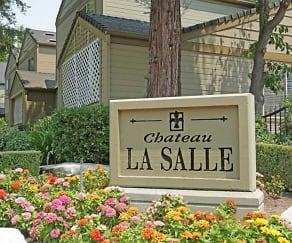 Landscaping, Chateau La Salle