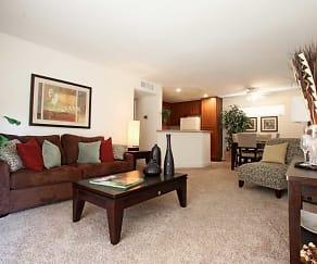 Living Room, River Run Village