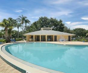 Pool, Eldorado Apartments