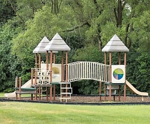 Playground, Brook Hill Apartments