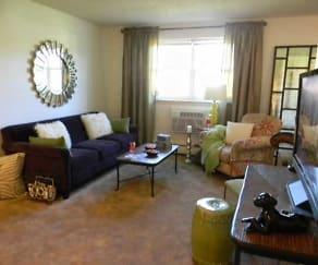 Living Room, Antietam Arms