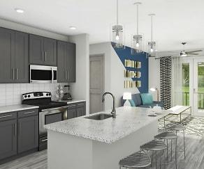 Kitchen, ACCENT 2050