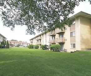 Building, Park Terrace