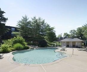 Pool, Beau Jardin
