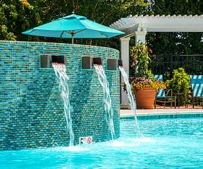 Pool, North Shore Gardens Apartments