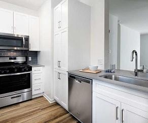 Kitchen, Avalon at Lexington Hills