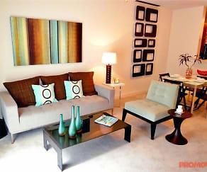 Living Room, North Highland Steel