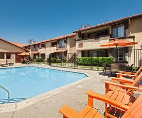 Pool, Devonshire Apartments