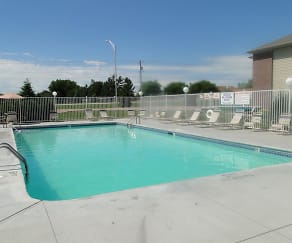 Pool, Stoneridge Apartments