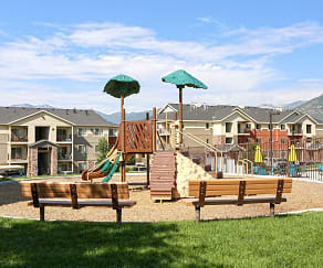 Playground, Wasatch Commons